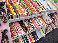 Eddie's Quilting Bee, Sunnyvale, CA (Amy a la mode) Tags: shop sunnyvale store momo quilt fabric wonderland kaffefassett amybutler redletterday alexanderhenry heatherbailey wildthyme printscharming e