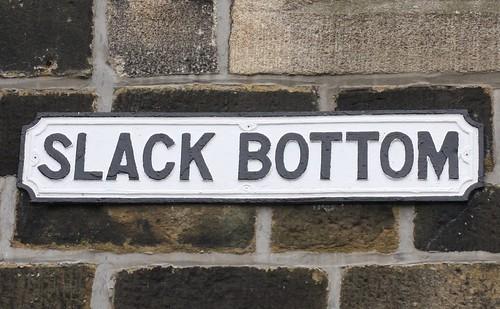 Slack Bottom!