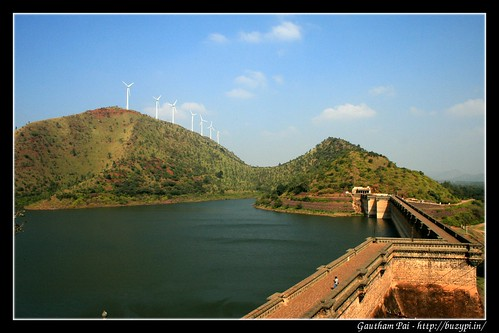 Vanivilas Sagar Dam (Mari Kanive), Hiriyur | Flickr - Photo Sharing!