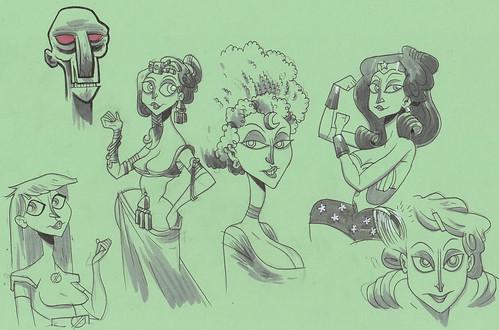 Doodles 1/04