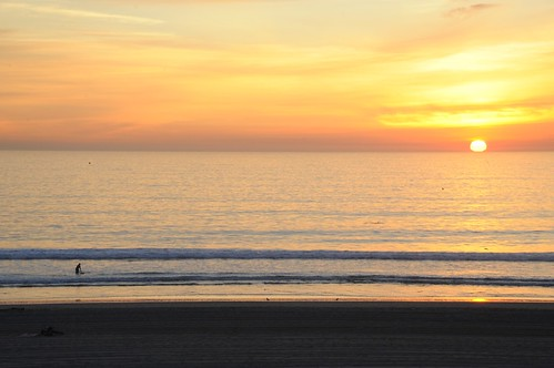 Sunset Venice Beach 1.6.2010
