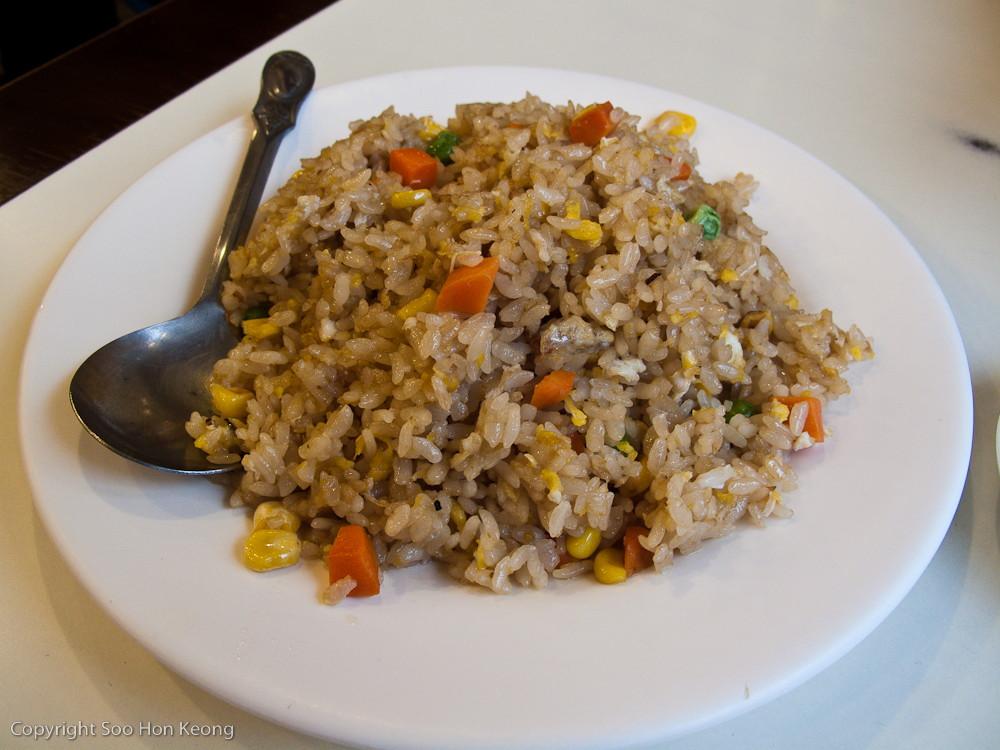 Fried Rice @ Yehliu, Taiwan