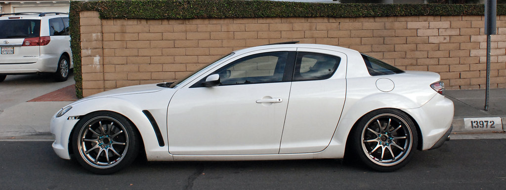 Fitted Mazda Rx8 Stancenation Form Gt Function