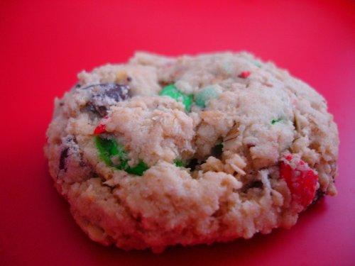 E Cowboy Cookie