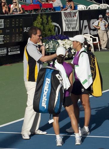 Liezel Huber - ASB Classic Semis 2010 XXXIX