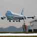 'Air Force One' - SAM 29000 on Final to CLE 6L!