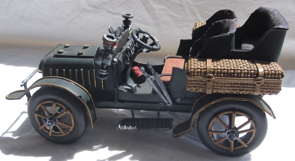 1904 Rover Mascot Roadster 8HP left