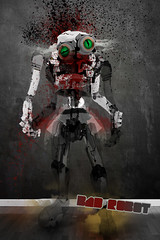 Horror graphic design inspiration - Scary Robot monster art design in photoshop 2010 (Explore beautiful Digital art / Graphics) Tags: red inspiration black green texture monster graphicart photomanipulation concrete rebel robot scary blood eyes graphic ghost fake spray horror bloody sang scarypictures peur graphisme graphicartist scarystuff scarypicture scaryrobot reallyscary badrobot scarythings scarymonsterart scaryghost scaryphotos graphicsdesigner scarypics scaryart scarystory monsterdesign robotdesign scaryartwork horrordesign fuzzydesign horrorgenre besthorror scaryrobots whiterobotdesign scaryrobotdesign artisticrobot designamonster designforrobots horrordesigns horrorgraphicdesign horrorreview horrorscarymovies horrorsetdesign horrorwallpapers identificationdesign intelligentrobots manipulatordesign monsterdesigner monsterdesigns monstermdesign monstersdesigns robotsdesign robotsdesigns scaryartgallery scaryartpictures seemonsterdesign designofrobots robotflickr monsterinspiration robotinspiration ghostrobotdesign