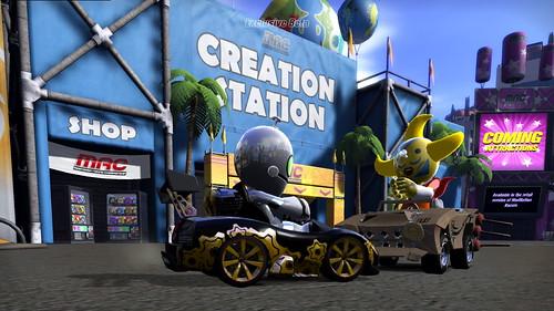 Modnation Racers Beta