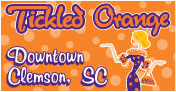 Visit Tickled Orange in Clemson!