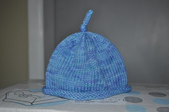 Little Blue Hat