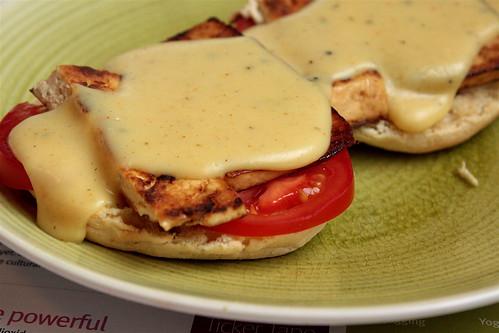 tofu benedict