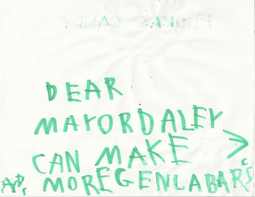 Dear Mayor Daley