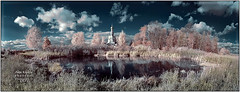 Sofrino (a.Kry) Tags: panorama ir russia infrared  falsecolors sofrino  fauxcolors infraredphoto