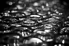 Abstract (michaeljosh) Tags: love glass glasses blackwhite upsidedown bokeh cups valentinesday nikkor50mmf14d realizations abtsract project365 nikond90 michaeljosh