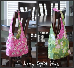 Lickety Split Bag in Nicey Jane (Mary1602) Tags: picnik pleatedpocket madebyrae niceyjane swingtoss