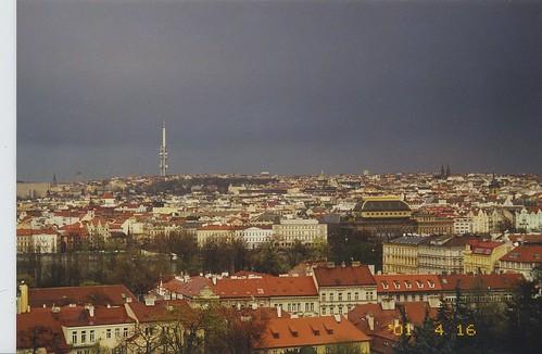 2001-04-16 Prague Czech Republic (missile silo)