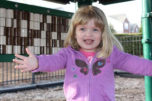 playground! yay!