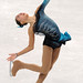 title|Kwak Min-Jung (KOR) performs her free skate. (Photo by Saeed Khan/AFP/Getty Images)
