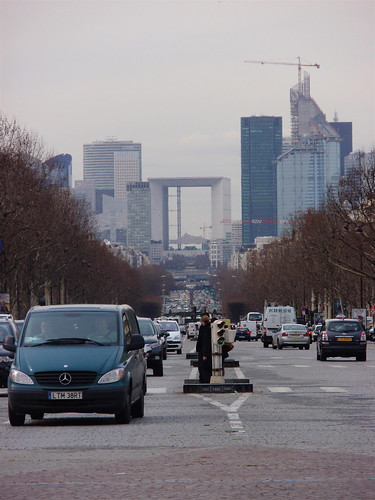 La Defense from AdeT
