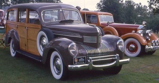 1939chryslerimperialwagon meadowbrookconcours1990 ©richardspiegelmancarphoto