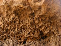 cave (tea-daze) Tags: ocean blue sea summer storm beach rocks waves australia melbourne stormy victoria cave mornington sorrento volcanic