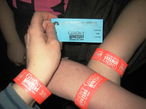 WristBandAndTickets