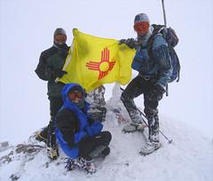 The Summit of Mt. Elbrus