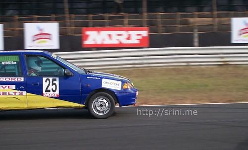 mrf race 167