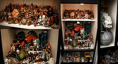 Jon's Star Wars Collection (Willy's Toys) Tags: starwars revengeofthesith returnofthejedi anewhope thephantommenace theempirestrikesback attackoftheclones poweroftheforce jonsecor wickettoycollectiblephotography