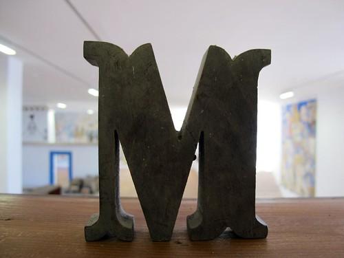 M de Museu