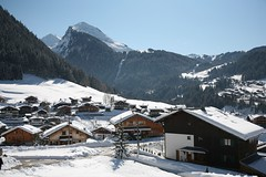 Ski holiday Morzine
