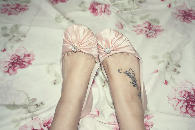 tattooed feet. Tattoo (The Used) and I've been asked a lot where i got these