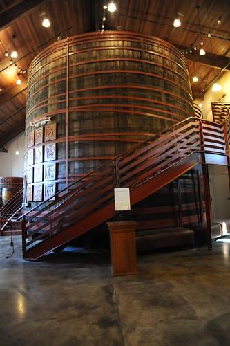 世界最大のワイン樽