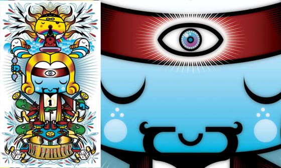 diseños de Mr. Kone