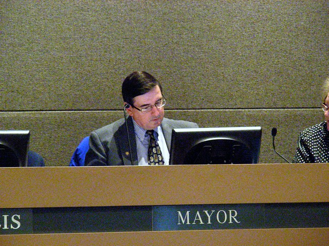 Mayor Dan Sullivan