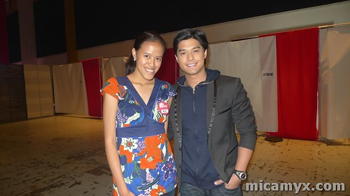 With JC De Vera (again LOL)
