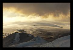 Warmer Skies (Jennifer Greenland) Tags: volcano waterfall iceland glacier eruption skgafoss eyjafjallajkull fimmvrurhls
