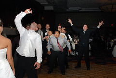 """Its Garter time @ Mark & Lisa Levey Wedding 2009 • <a style=""""font-size:0.8em;"""" href=""""http://www.flickr.com/photos/41131855@N05/4476113399/"""" target=""""_blank"""">View on Flickr</a>"""
