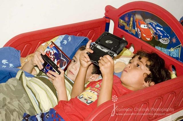 Mar 29 {88/365} | Multiplayer para Mario Kart
