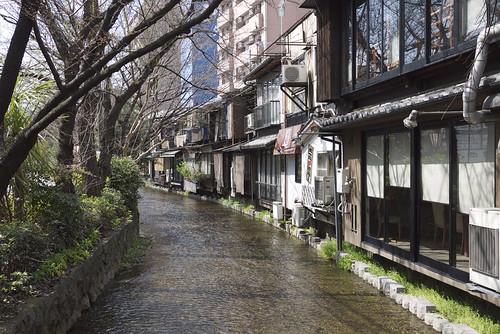 Takase-gawa, Kyoto