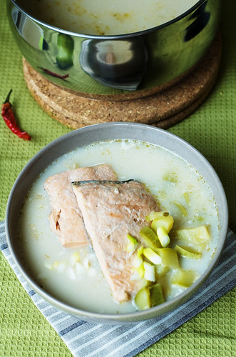 Thai-style Fish Soup