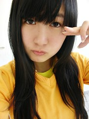 mi ng - new hairstyle (bangs) ( Yooki ) Tags: cute hair asian bigeyes big eyes vietnamese sweet fringe bangs maianh yooki yookifriis