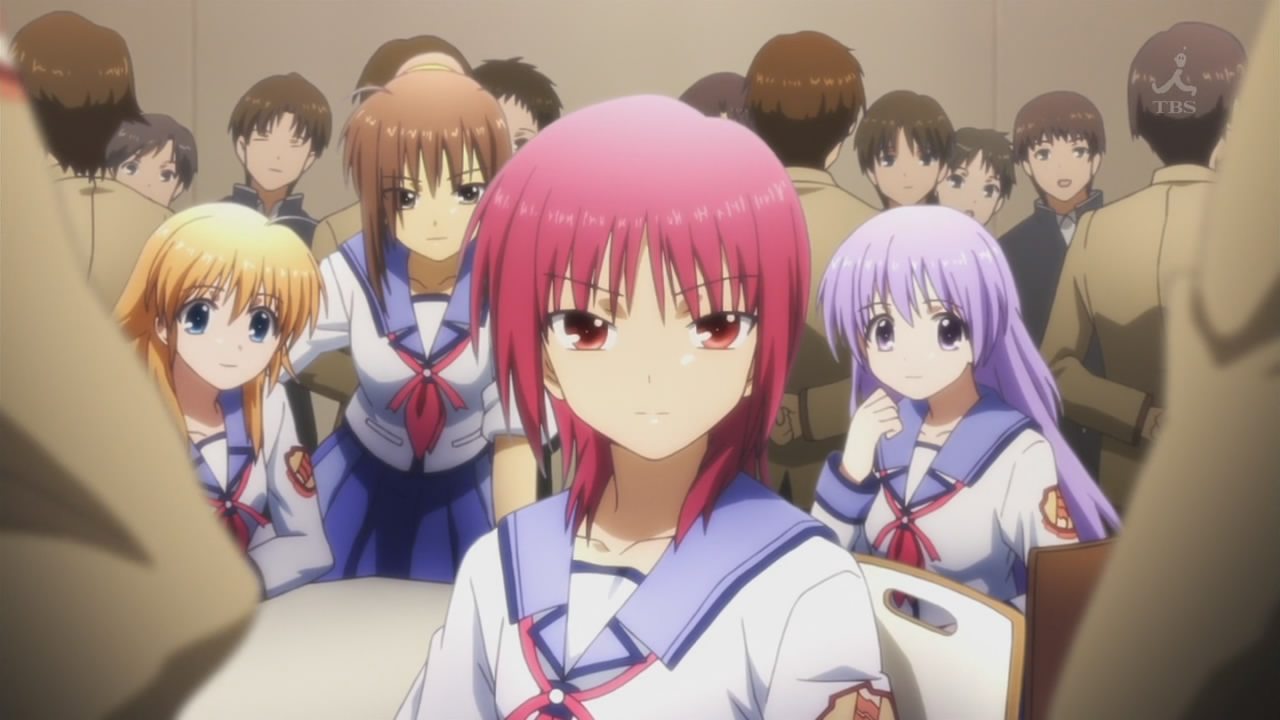 Angel Beats! 01 - 20