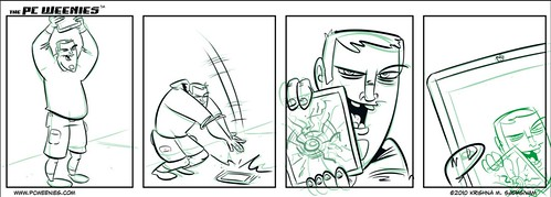 inks for 4-5-2010 strip