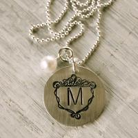 Family Crest Necklace