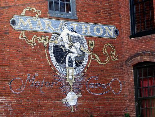 Marathon Motor Works logo