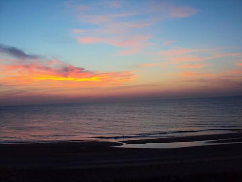 Sunrise in Bethany Beach