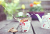 High Tea (Morphicx) Tags: cookie 5d splash strobe hightea ilovebokeh strobist cookiesplash