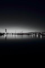 Friday sunset at Docklands (kth517) Tags: reflection twilight australia melbourne docklands 澳洲 boltebridge aftersunset 墨爾本 黃昏 fridayevening 墨爾本大稻埕